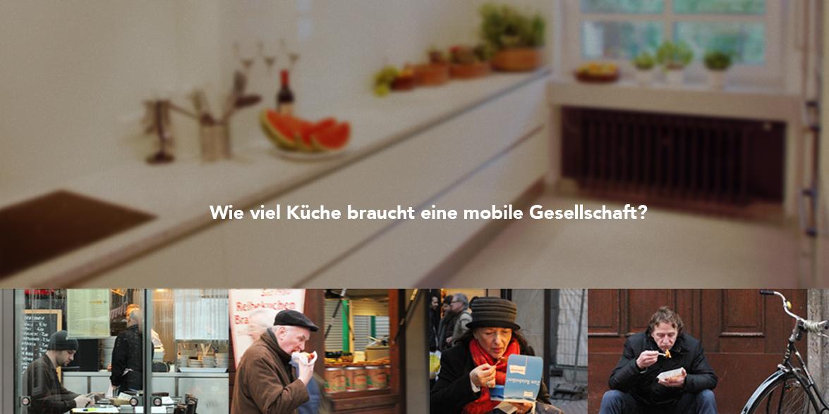 Tina Zimmer | SCHNITTSTELLE – Küchenkonzept